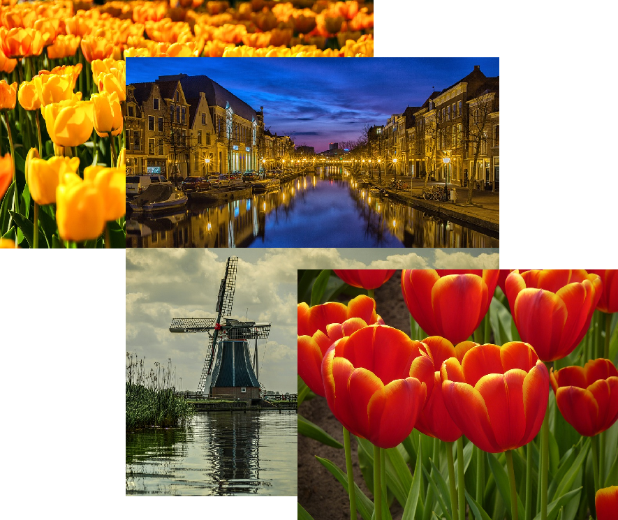 Photo Collage Holland Images